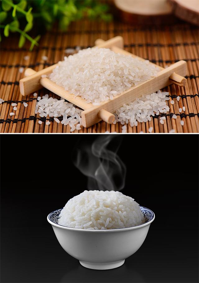 王府稻场稻花香大米、