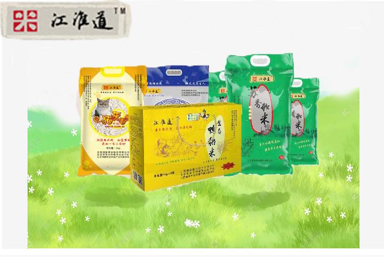 苏香软米/猫牙米/鸭稻米/葡聚糖米